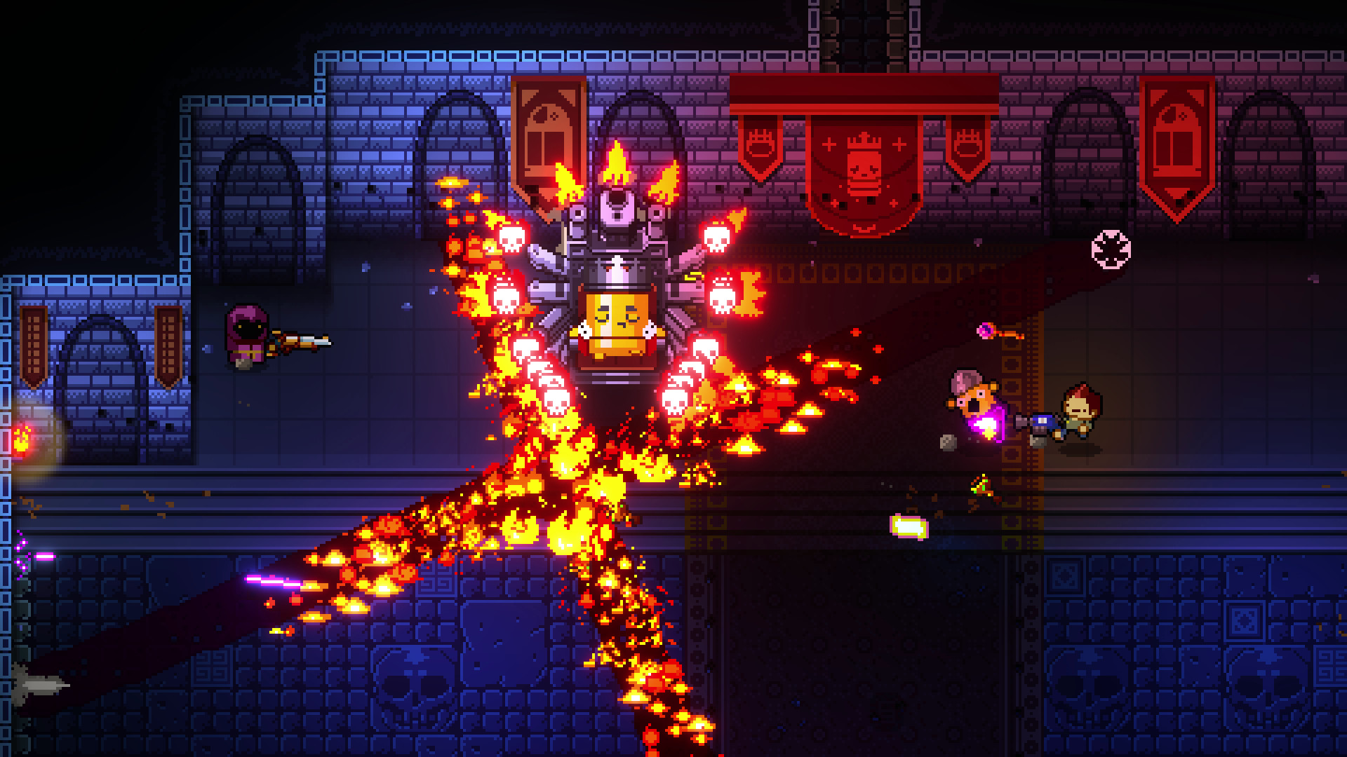 Enter The Gungeon Game Review Screenshot
