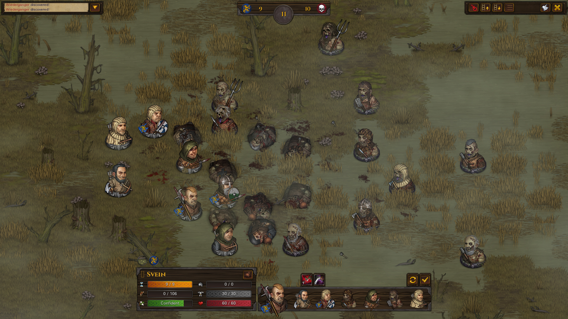 Battle Brothers - Indie Game Reviews 2017 Steam Screenshot
