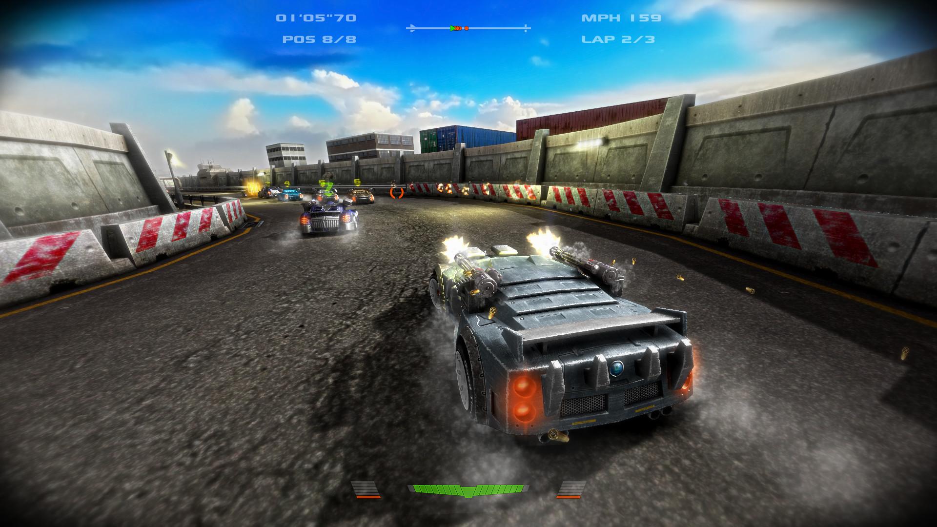 Battle Riders - Indie Game Reviews 2017 Steam Screenshot