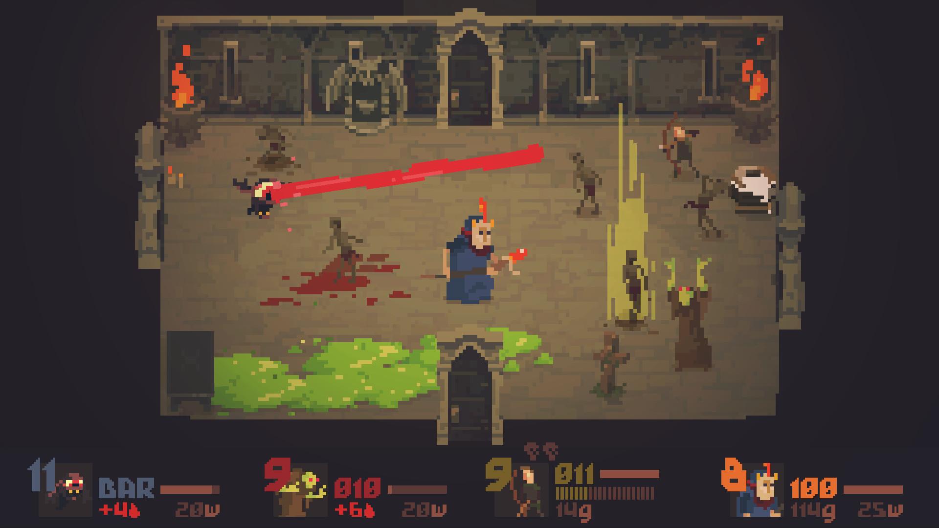 Crawl - Indie Game Reviews 2017 Steam Screenshot