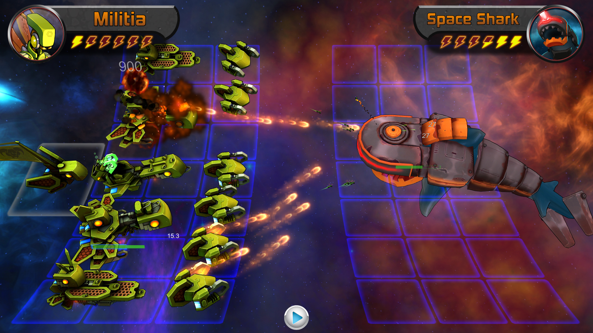 Space Tyrant Steam Screenshot