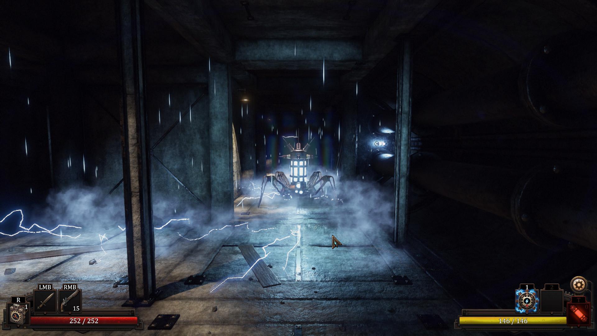 Vaporum Steam Screenshot