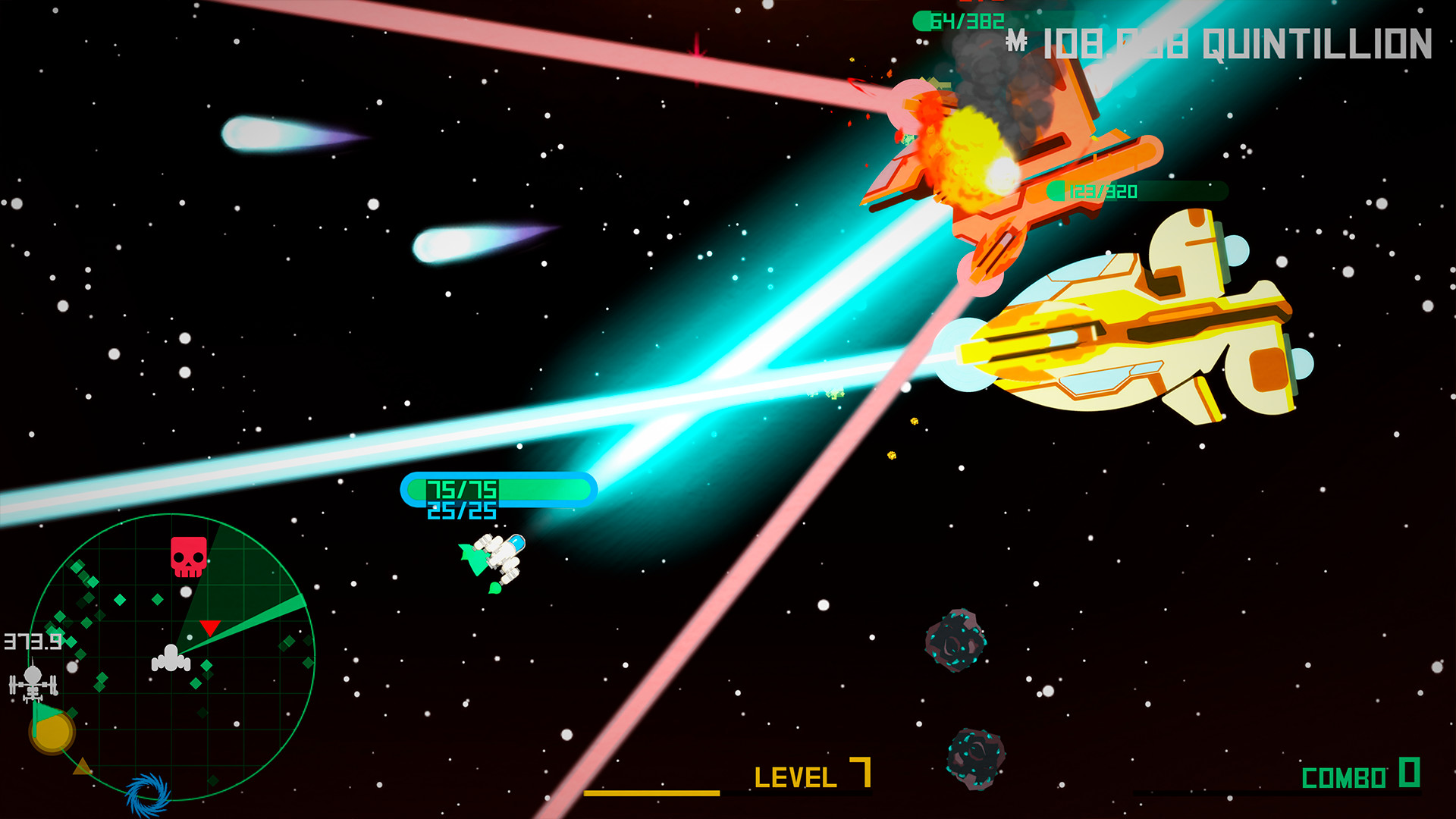 Vostok Inc. - Steam Screenshot